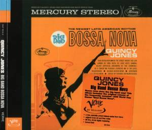 Cover - Quincy Jones: Big Band Bossa Nova