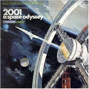 2001 - A Space Odyssey - Cover