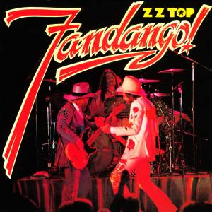Cover - ZZ Top: Fandango!