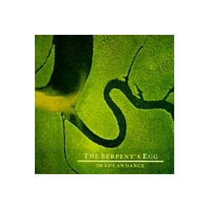 Cover - Dead Can Dance: Serpent's Egg, The