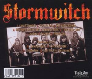 Stormwitch: Walpurgis Night (CD) - Bild 2