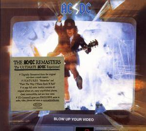 AC/DC: Blow Up Your Video (CD) - Bild 1