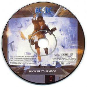 AC/DC: Blow Up Your Video (CD) - Bild 5