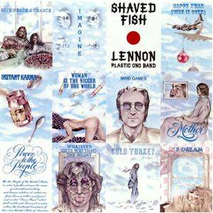 John Lennon & Plastic Ono Band: Shaved Fish - Cover