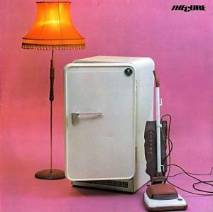Cure, The: Three Imaginary Boys - Cover