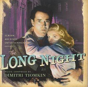 Cover - Dimitri Tiomkin: Long Night, The