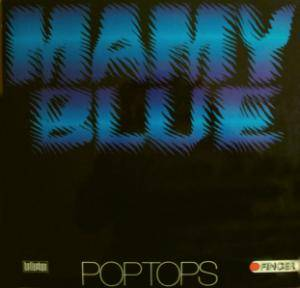 Cover - Pop Tops: Mamy Blue