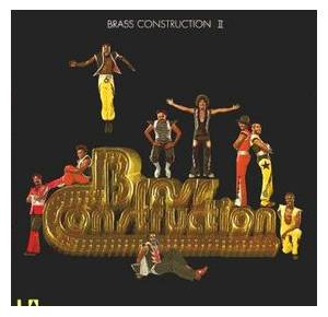Brass Construction: Brass Construction II - Cover