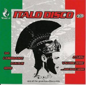 World Of Italo Disco, The - Cover