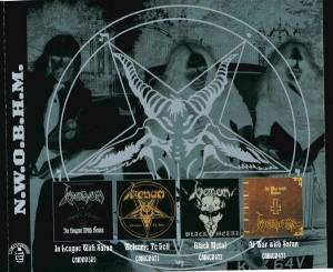Venom: At War With Satan (CD) - Bild 4