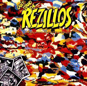 Cover - Rezillos, The: Can't Stand The Rezillos - The (Almost) Complete Rezillos