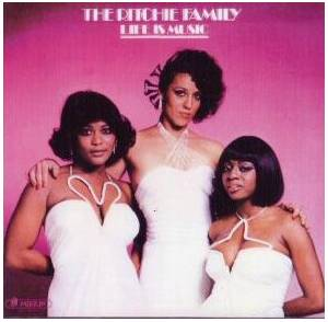 Cover - Ritchie Family, The: Life Is Music