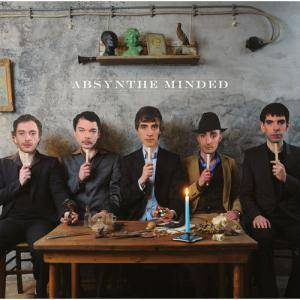 Absynthe Minded: Absynthe Minded - Cover