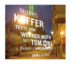 Cover - Tom Liwa: Muths Koffer