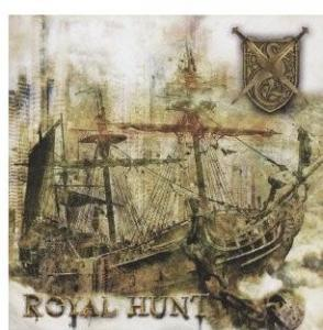 Cover - Royal Hunt: X