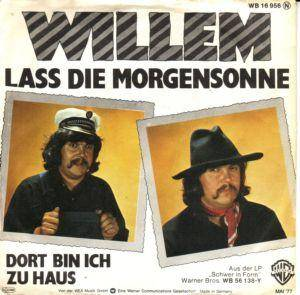Cover - Willem: Lass Die Morgensonne