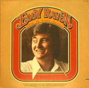 Cover - Eddy Raven: This Is Eddy Raven