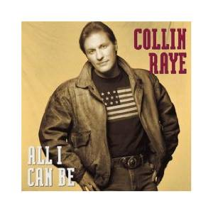 Cover - Collin Raye: All I Can Be