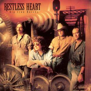 Cover - Restless Heart: Big Iron Horses