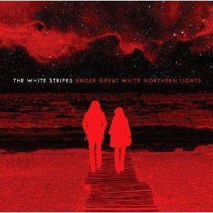 The White Stripes: Under Great White Northern Lights - Cover