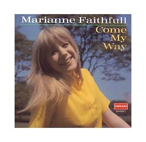 Cover - Marianne Faithfull: Come My Way