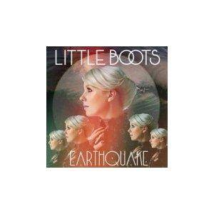 Little Boots: Earthquake - Cover