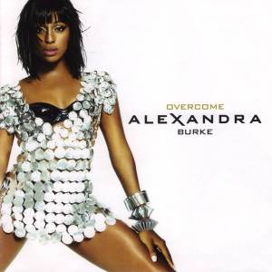 Cover - Alexandra Burke: Overcome