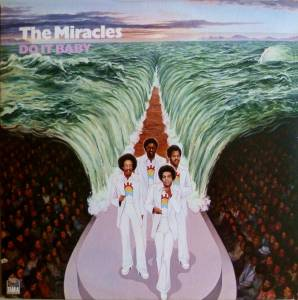 Cover - Miracles, The: Do It Baby