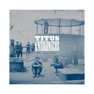 Titus Andronicus: Monitor, The - Cover