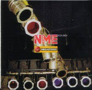 Cover - Dust Junkys: NME Relaunch