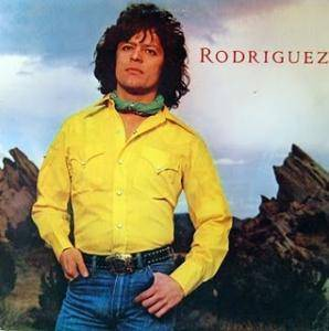 Cover - Johnny Rodriguez: Rodriguez