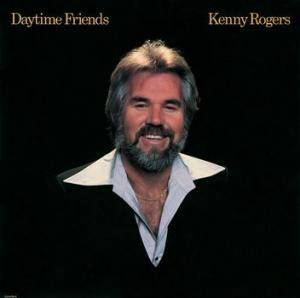 Cover - Kenny Rogers: Daytime Friends