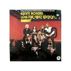 Cover - Kenny Rogers & The First Edition: Rollin'
