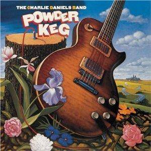 The Charlie Daniels Band: Powder Keg - Cover