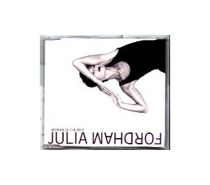 Cover - Julia Fordham: Woman Of The 80´s