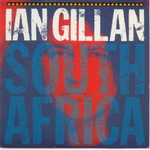 Cover - Ian Gillan: South Africa