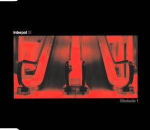 Cover - Interpol: Obstacle 1