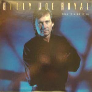 Cover - Billy Joe Royal: Tell It Like It Is