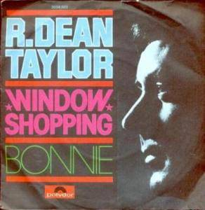 Cover - R. Dean Taylor: Window Shopping