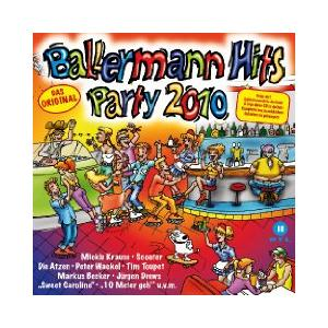 Ballermann Hits Party 2010 - Cover