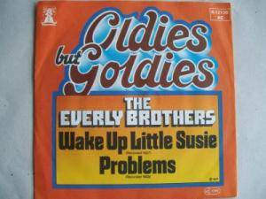 The Everly Brothers: Wake Up Little Susie - Cover