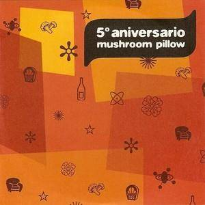 Cover - Sunday Drivers, The: Rockdelux 240 - Mushroom Pillow | 5º Aniversario