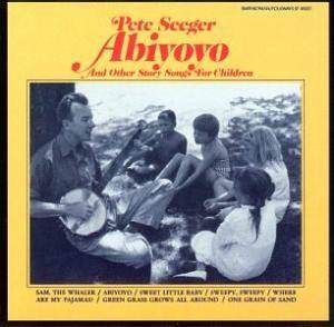 Cover - Pete Seeger: Abiyoyo And Other Story Songs For Children