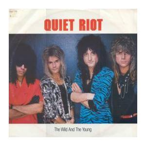 Quiet Riot: Wild And The Young, The - Cover