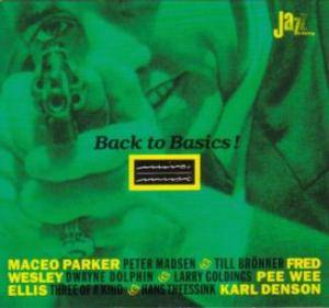 Cover - Fred Wesley: Back To Basics!