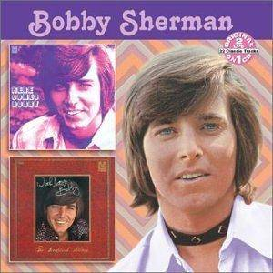 Cover - Bobby Sherman: Here Comes Bobby/With Love, Bobby
