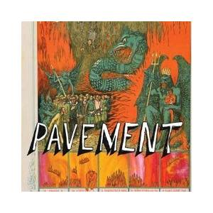 Pavement: Quarantine The Past - Cover