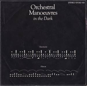 Orchestral Manoeuvres In The Dark: Electricity - Cover