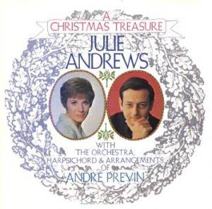 Cover - Julie Andrews: Christmas Treasure, A