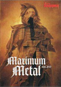 Metal Hammer - Maximum Metal Vol. 150 (DVD) - Bild 4